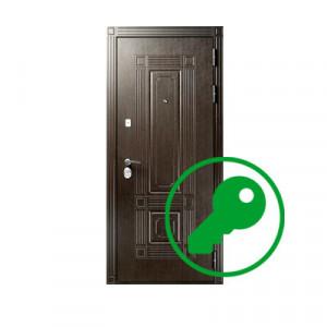 Вскрытие двери фирмы Dierre