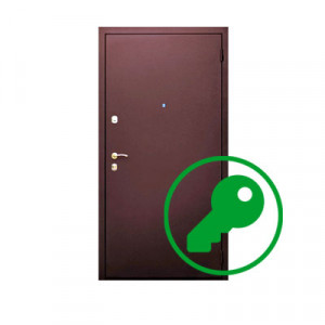 Вскрытие двери фирмы Гардиан