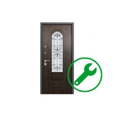 Ремонт дверей частного дома